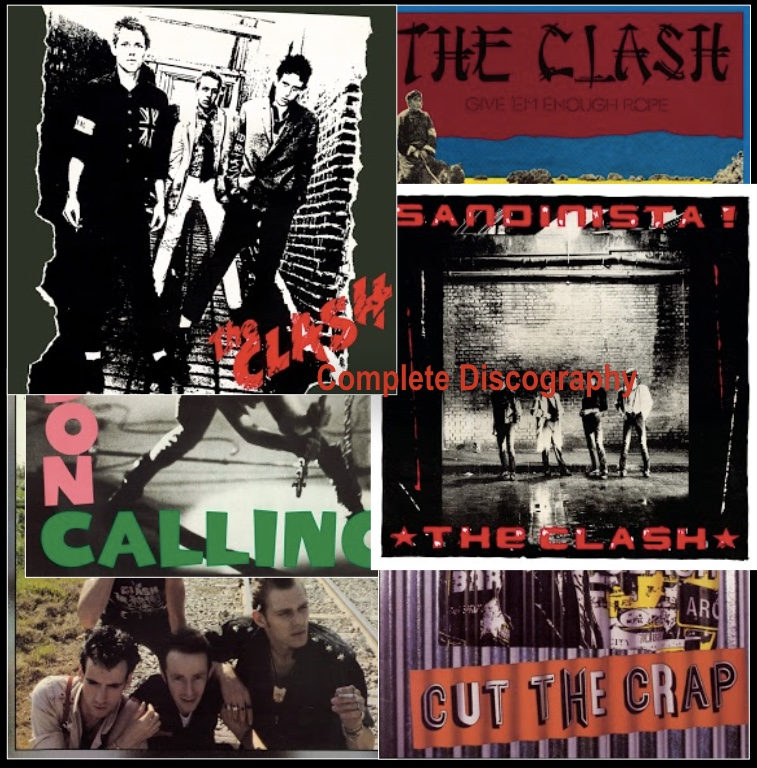 The Clash - Complete Discography