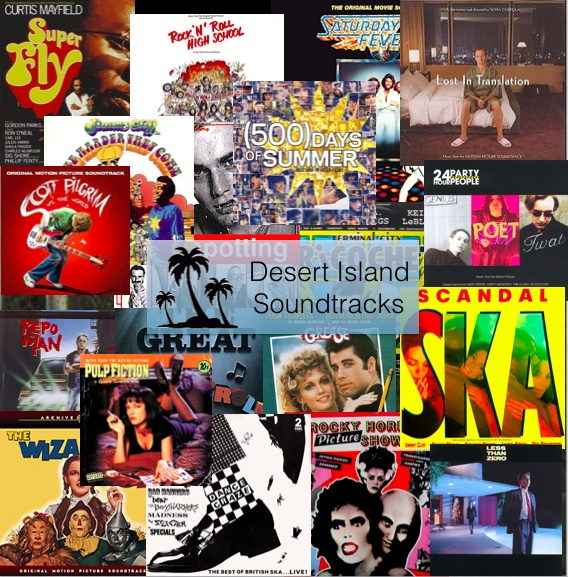 Desert Island Soundtracks