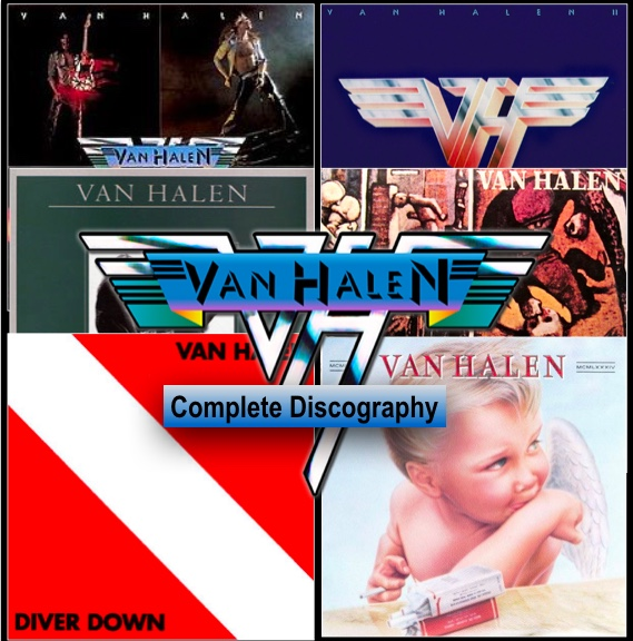 VH Complete Discography