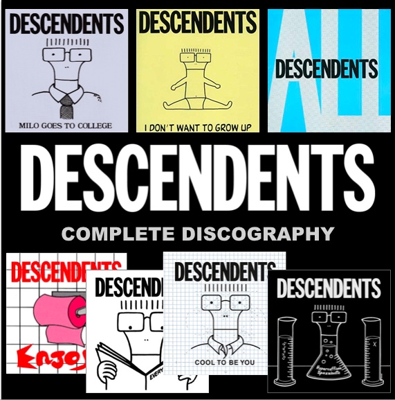 Descendent Discography